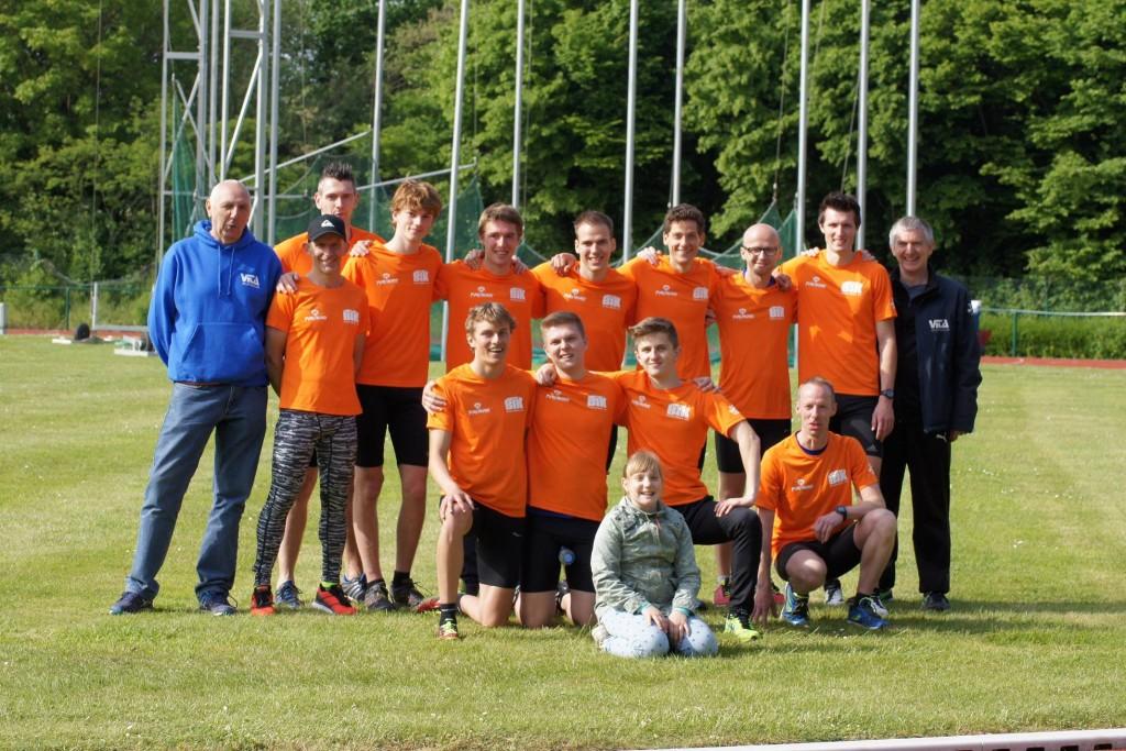Interclub mannen 2016