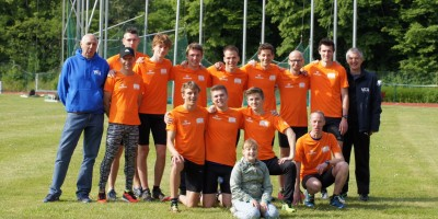 Interclub mannen 2016