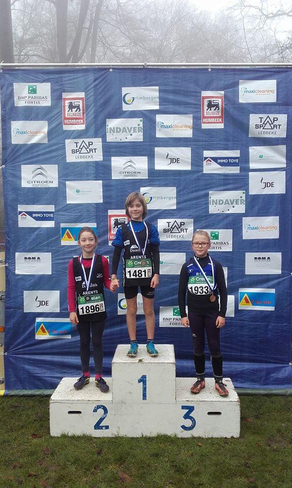 podium Grimbergen
