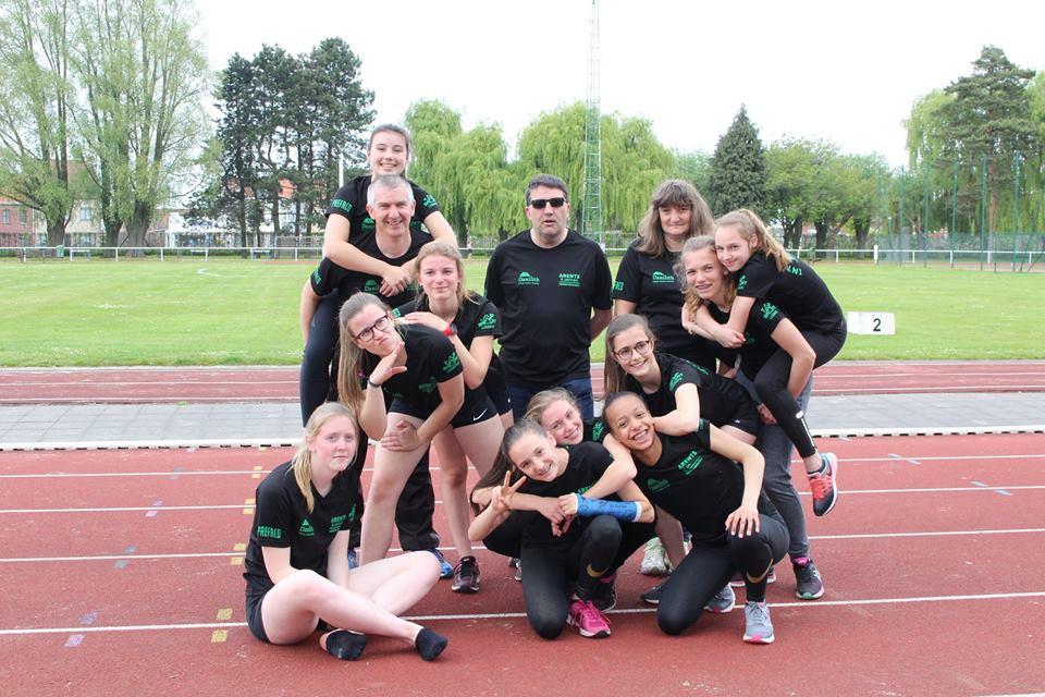 INterclub meisjes scholieren cadetten 2017